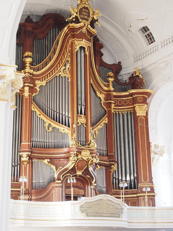 Grosse Orgel St. Michaelis