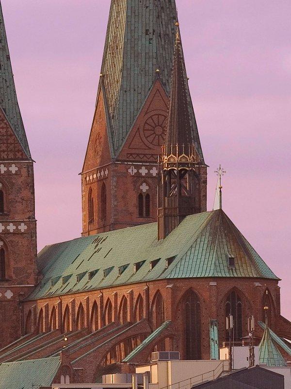 Marienkirche Luebeck